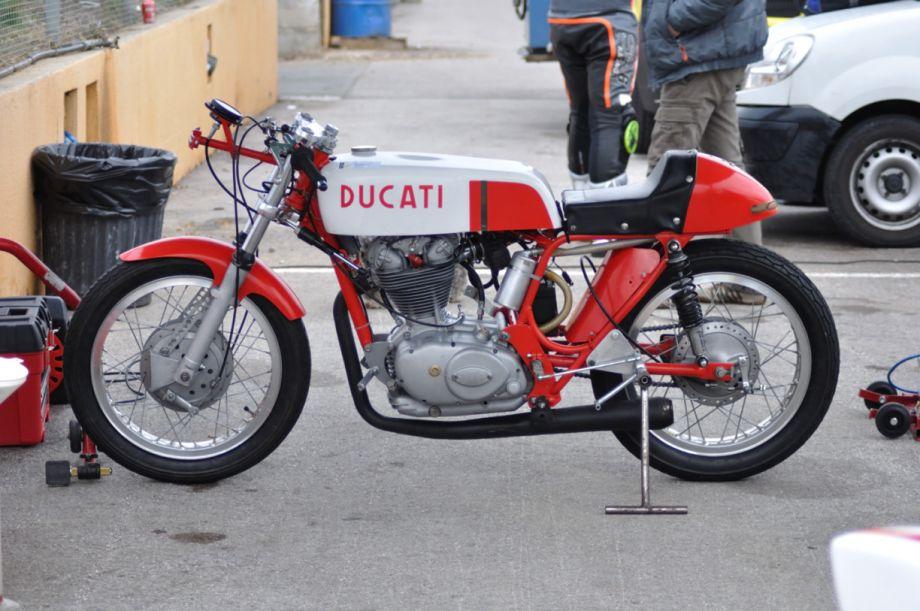 Ducati  Race Parts